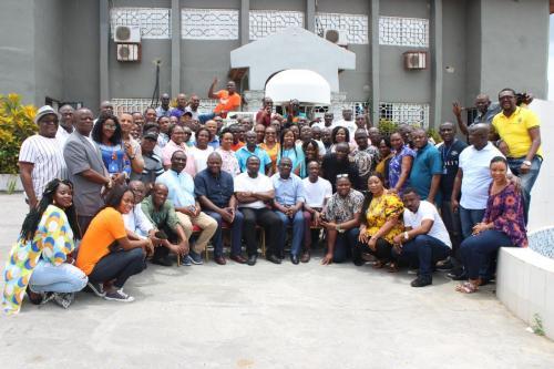 NATCOM Retreat April 2019 Group Photo